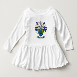 Wood Family Crest Coat of Arms Dress