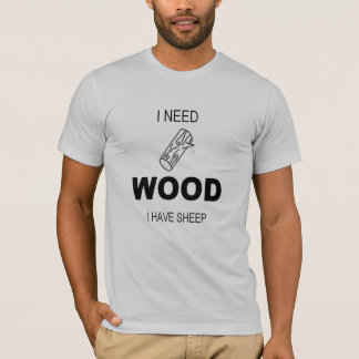 Wood for Sheep T-Shirt
