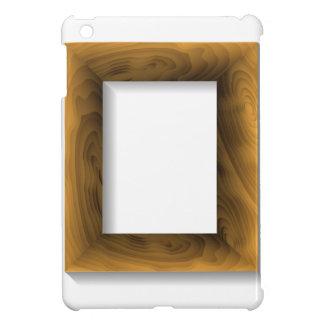 wood frame case for the iPad mini