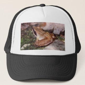 Wood Frog Trucker Hat