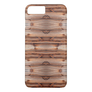 Wood Full case cover design for the iPhone 7 plus