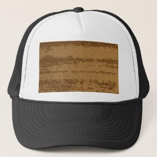 Wood Grain Background Trucker Hat