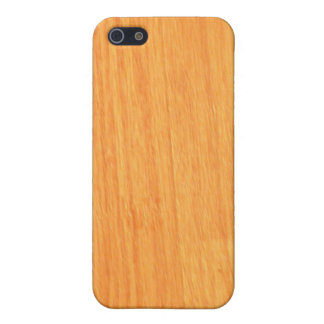 Wood Grain Case For The iPhone 5
