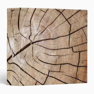 Wood Grain Design Avery Signature Ring Binder