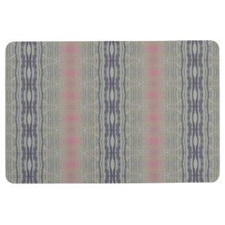 wood grain floor mat