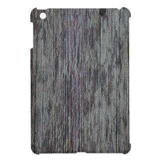 Wood Grain iPad Mini Case