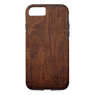 Wood Grain iPhone 7 case
