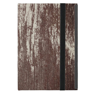 Wood Grain Look iPad Mini Cover