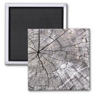 Wood Grain Magnet