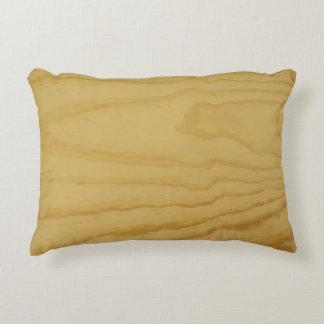 Wood Grain Pillow
