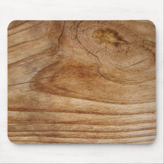 Wood Grain Rustic Country Mouse Pad Great Gift