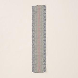 wood grain scarf