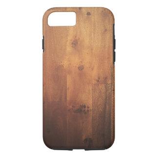 Wood Grain Wood Look - Stylish Pattern iPhone 8/7 Case