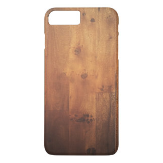 Wood Grain Woodgrain Wood Look Pattern iPhone 8 Plus/7 Plus Case