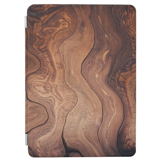 Wood In Motion Pattern Rustic Natural Stylish