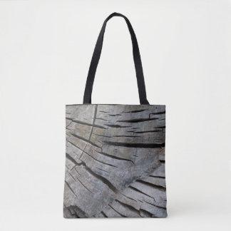 Wood material bag
