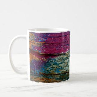 Wood mug. coffee mug