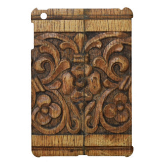 wood panel case for the iPad mini