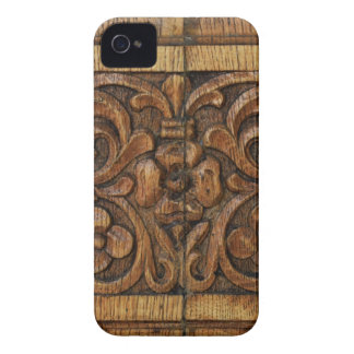 wood panel iPhone 4 Case-Mate cases