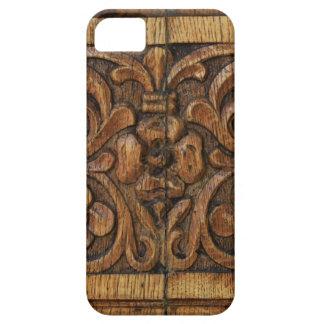 wood panel iPhone 5 case