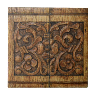 wood panel tile