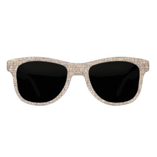 WOOD PATTERN FROST PREMIUM SUNGLASSES