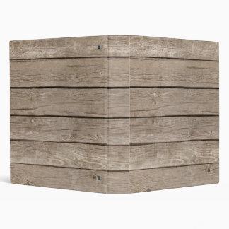 Wood Plank Binder