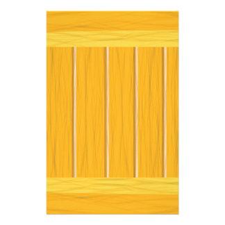 wood planks stationery