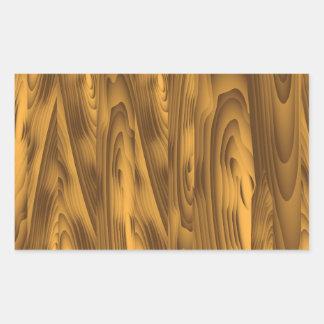 wood planks sticker