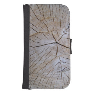 wood samsung s4 wallet case
