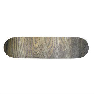 Wood Skateboard 1