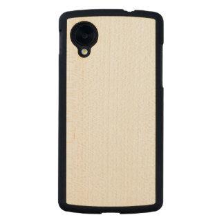 Wood Slim Google Nexus 5 Case