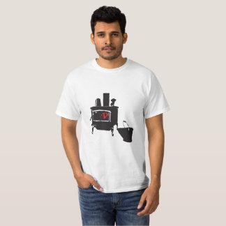 Wood stove T-Shirt