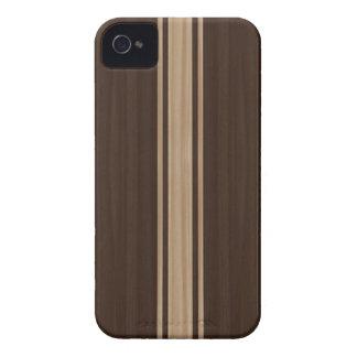 Wood Stripe iPhone 4 Case