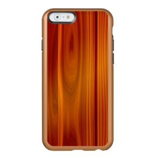 Wood Teak iPhone 6/6S Incipio Shine Case