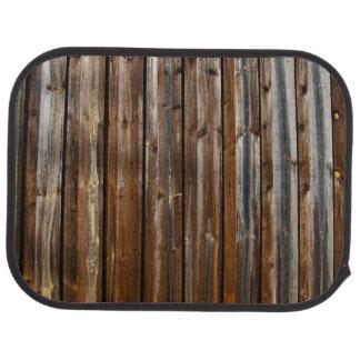 Wood Texture Cool Unique Car Floor Carpet