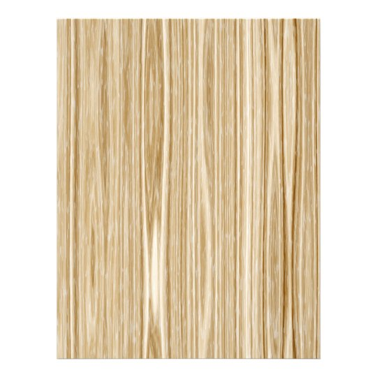 wood texture flyer