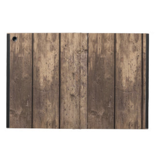 Wood Texture iPad Air Case