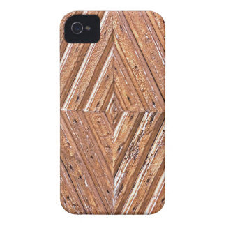 Wood Texture iPhone 4 Case-Mate Case
