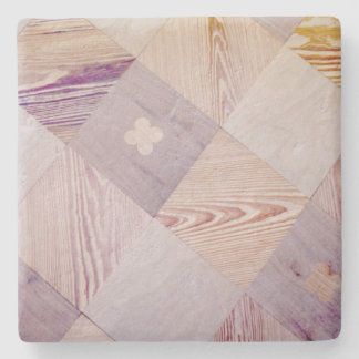 Wood Texture Stone Coaster