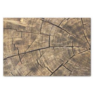 Wood Texture Tissue Paper