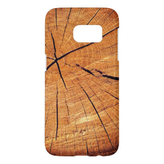 Wood tree trunk rustic style samsung galaxy s7 case