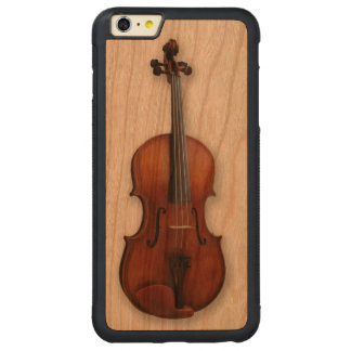 Wood Viola Phone Case
