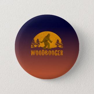 Woodbooger Vintage Sunset 2 Inch Round Button