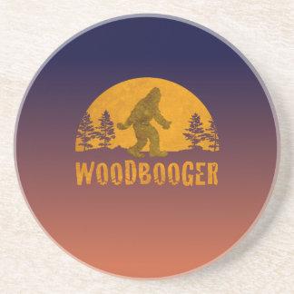Woodbooger Vintage Sunset Coaster