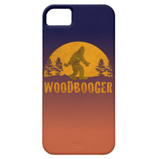 Woodbooger Vintage Sunset iPhone 5 Covers