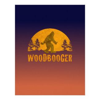 Woodbooger Vintage Sunset Letterhead