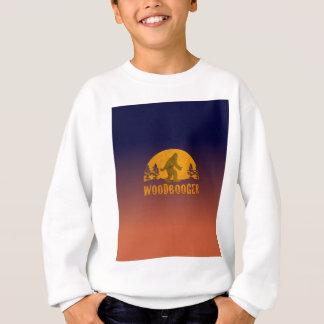 Woodbooger Vintage Sunset Sweatshirt