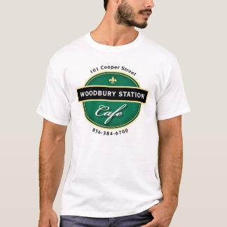 Woodbury Station Cafe T-Shirt
