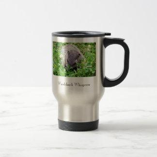 Woodchuck Whisperer Travel Mug